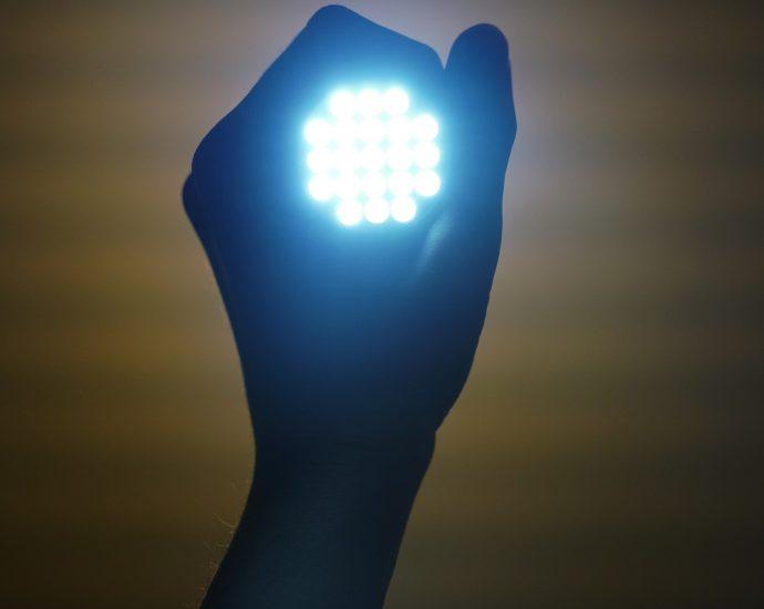 Oświetlenie LED w domu i firmie