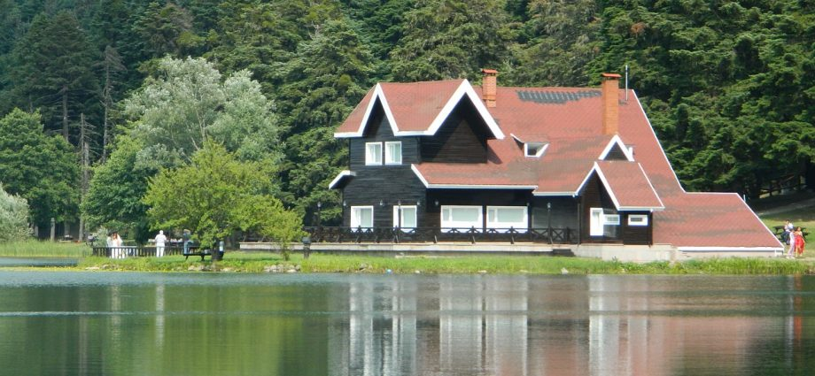 Domy nad jeziorem do wynajęcia